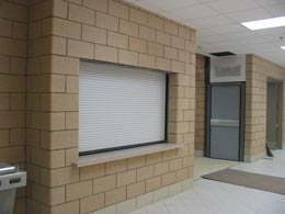 Counter shutters work well in a number of settings. Small business owners who operate food stands can use them to secure their booths once the work day is ... & Counter Shutters in Toronto   Universal Door \u0026 Equipment Ltd